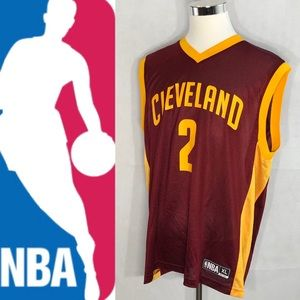 YOUTH Cleveland Cavaliers NBA Kyrie Irving Jersey